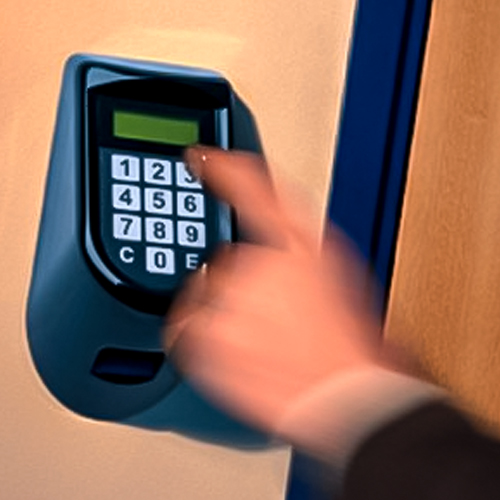 Access Control - United Safety & Alarms